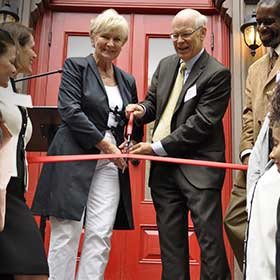 On Thursday, June 12, 2014, The Bowery Mission celebrated the opening of the second location for The Bowery Mission Women's Centers! This new location doubles the Mission's capacity to help women in crisis restore their lives through God's love!