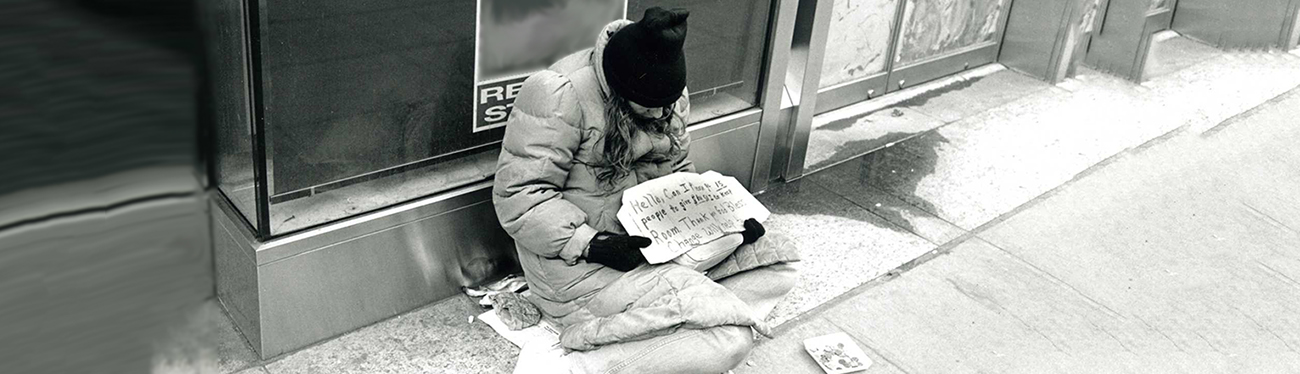 Homelessness in NYC