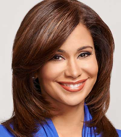 Sibila Vargas Anchor NBC 4 New York