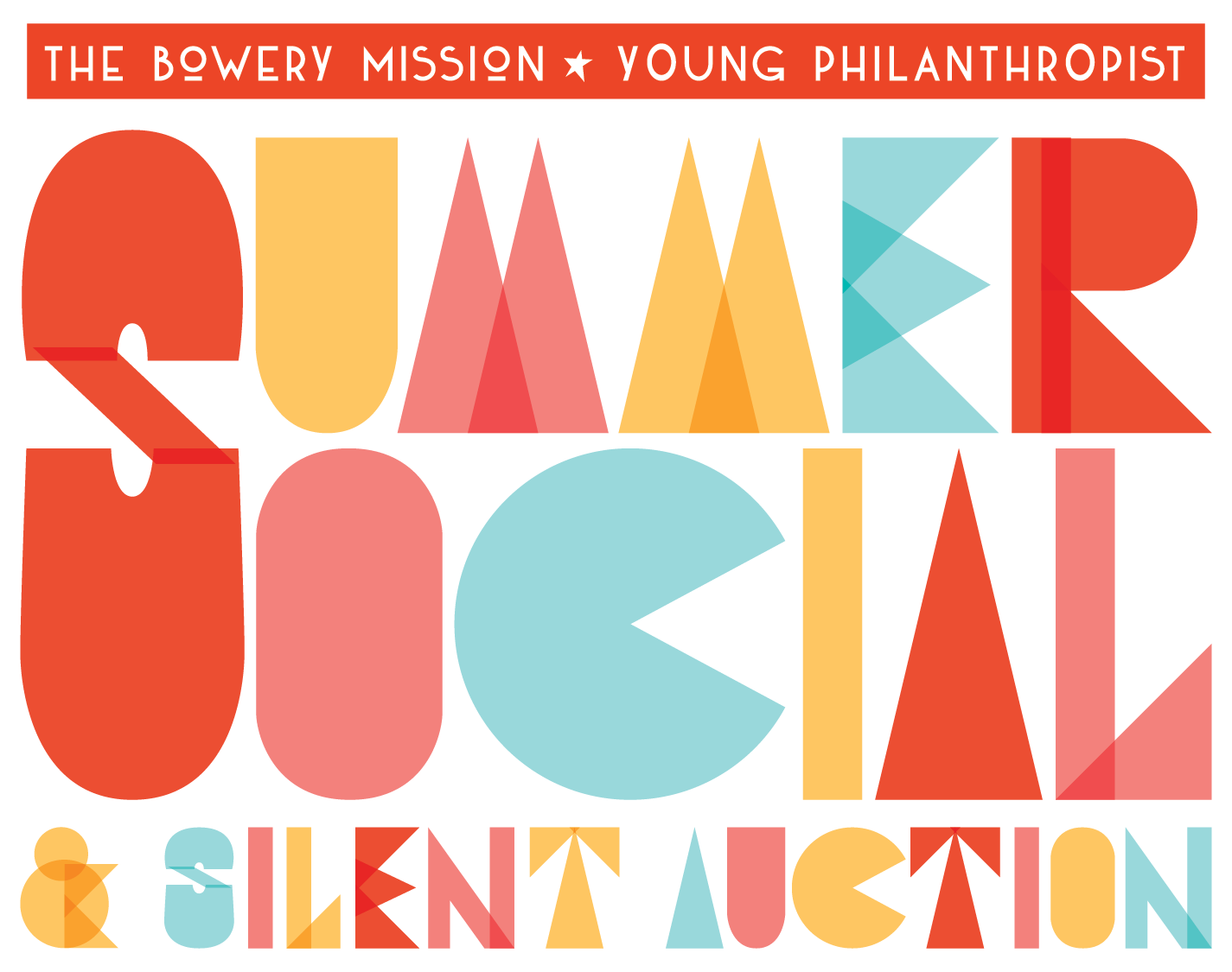 The Bowery Mission's 2016 Summer Social