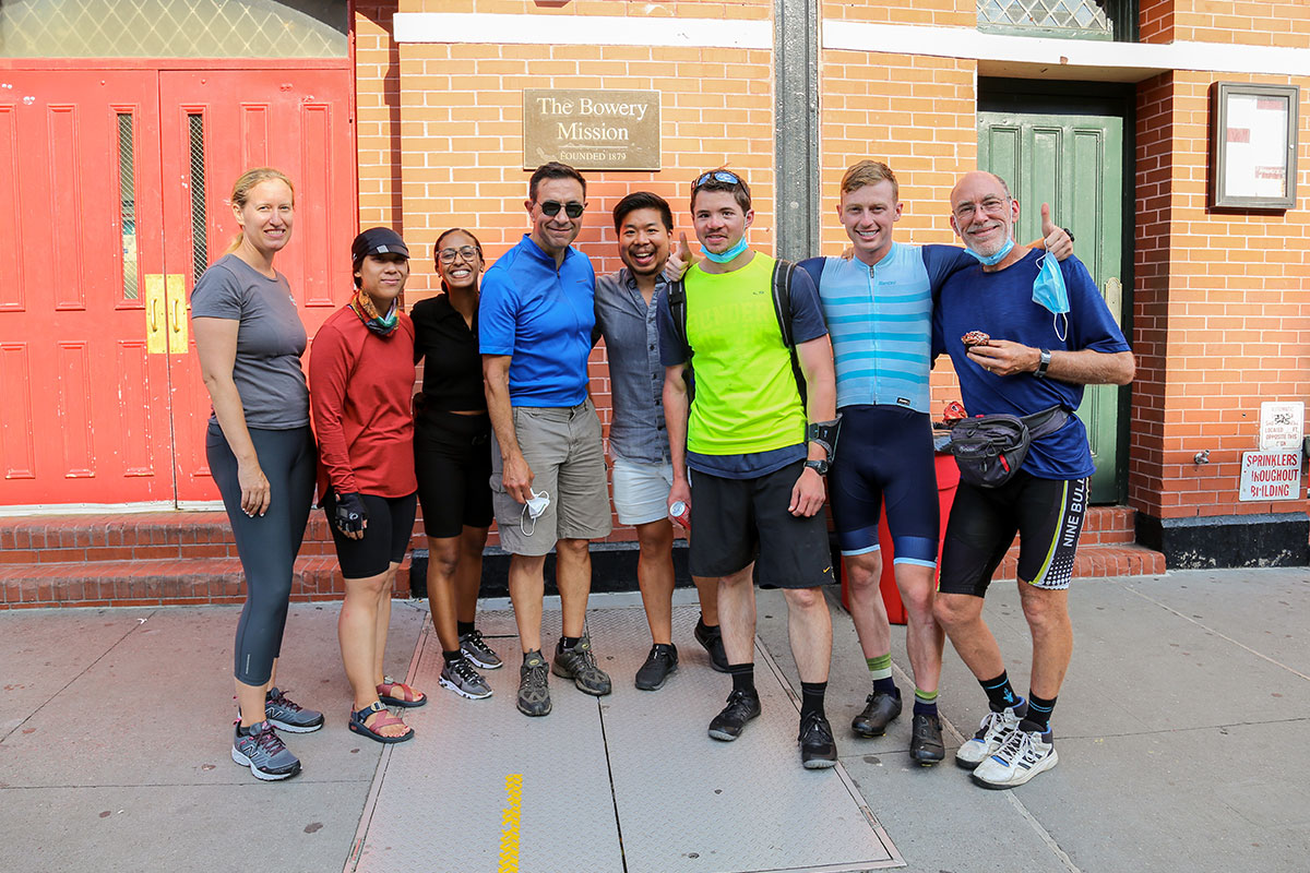 Bike for the Mission Finale